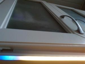 Светильник с сенсорным выключателем